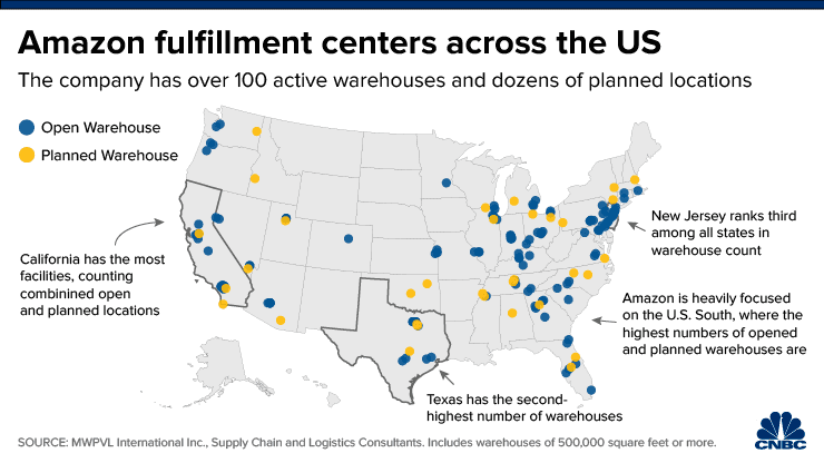 amazon-fulfillment-centers-map