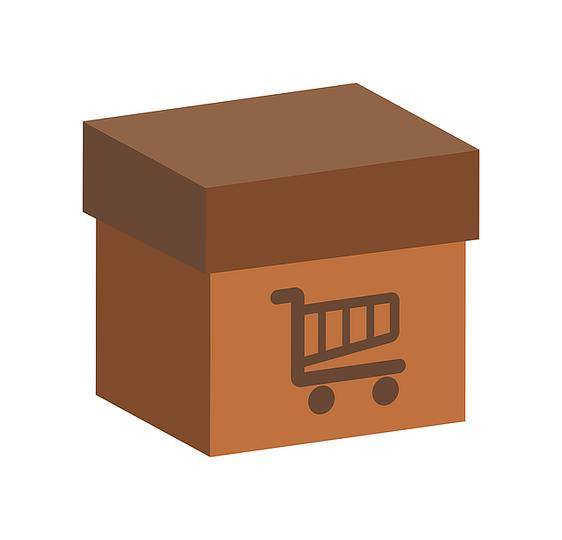 Buy-Box shopping cart image